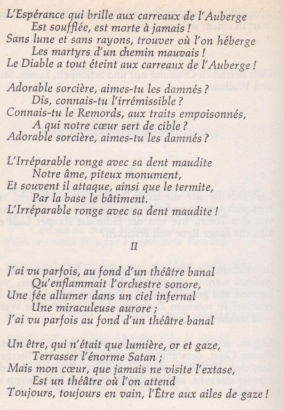 Lust auf das nichts - Le gout du jour moulins ...